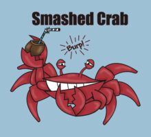 Smashed Crab!  by Zoe Gentz