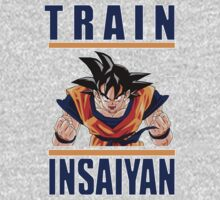 GOKU Train Insaiyan: hero by KingKoko