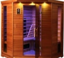 Sauna EMR Neutral by aqualinesaunas