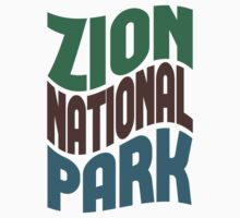 Zion National Park by Location Tees