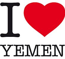 I ♥ YEMEN by eyesblau
