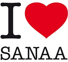 I ♥ SANAA by eyesblau