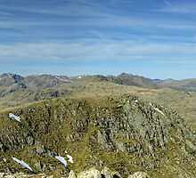 A Lakeland Panorama by VoluntaryRanger
