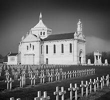 Notre-Dame De Lorette by Dave Hare