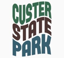 Custer State Park by Location Tees
