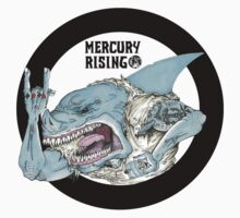 Mercury Rising T shirt MPS1 by mattburgess666