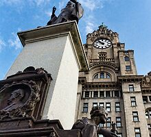 The Liver Building by Beverley Goodwin