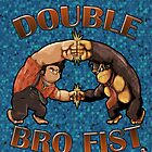 Bro fist by OliverDemers