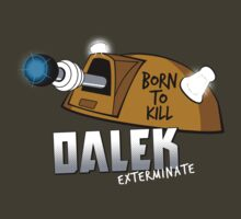 DALEK...BORN TO KILL by Todd Robinson
