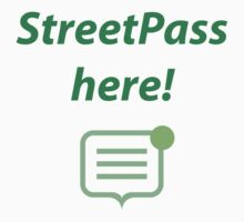 StreetPass here! by daveit
