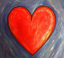 heart  by smallman