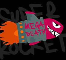 Super Mega Death Rocket by DukeofDunkshire