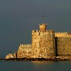 Mamure Castle in Anamur by Jens Helmstedt