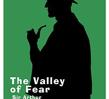 The Valley of Fear Book Cover by Ian Fox