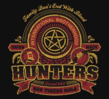 Hunters Union by frauholle