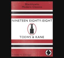 Nineteen Eighty Eight Book Cover T-Shirt