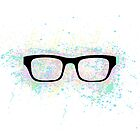 Hipster Glasses #3 by EAMS