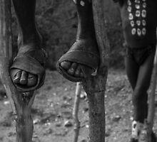 on stilts by bycesarsuarez