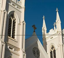 Saints Peter and Paul Details by photoeverywhere