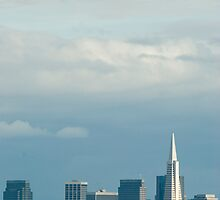 san francisco towers by photoeverywhere