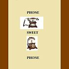 PHONE SWEET PHONE CASE by DrWhoJohnSmith