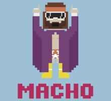 8-Bit Macho Madness by AlCreed