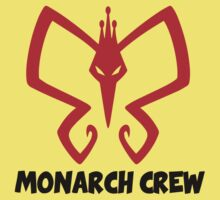 Join The Monarch Crew by tdx00