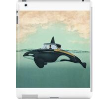 The Turnpike Cruiser of the sea iPad Case/Skin