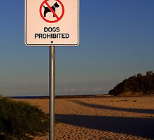 Dogs Prohibited by jimrac