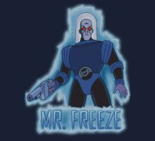 Mr. Freeze - Batman: The Animated Series by Hellmoo
