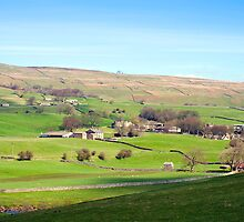 Scenery in the Yorkshire Dales by photoeverywhere