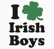 I Heart Irish Boys by monkeyjenn