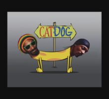 Cat Dog (Snoop-Lion) by counteraction