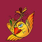 Fire bird by rafo