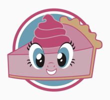 Literal Pie Sticker by NaShanta
