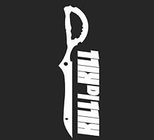 Kill La Kill Scissor Blade B/W by AMPEE
