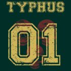 Typhus Captain Tee 01 by simonbreeze