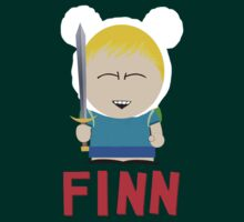 Adventure Park Finn by milkyt