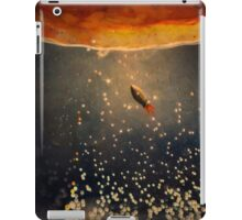 toward the sun iPad Case/Skin