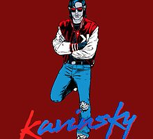 Kavinsky Red by Luigi38