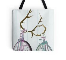 Bicycle Love Tote Bag