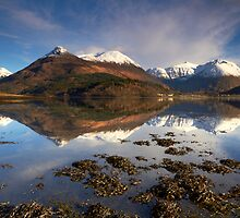 Reflections of Glencoe by Jeanie