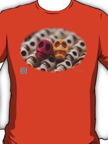 Maroon And Gold T-Shirt