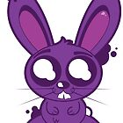 Purple Bunny by rosscocker
