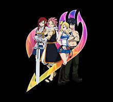 Team Fairy Tail by markusian