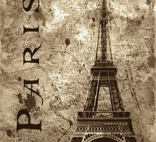 Eiffel Tower by mongoliandevil