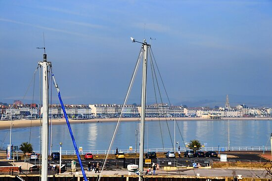 Different View Of Weymouth,Dorset.UK by lynn carter