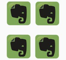 Evernote logo by iepster