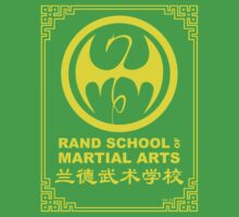 Rand School of Martial Arts Shirt by Aaron Garcia
