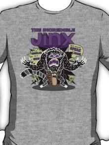 The Incredible Jinx T-Shirt